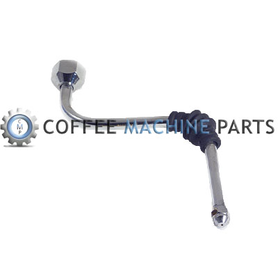 espresso machine with steam wand and grinder