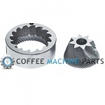 Eros Conical Grinding Burrs (pair) Right