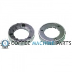 Rancilio MD 80 and MD64 Grinder Burrs (PAIR) Left