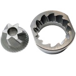 New Saeco-Gaggia Conical Grinding Burrs  (pair) Right