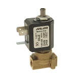 Coffee Machine Solenoid Valves:  Spinel 3 Way